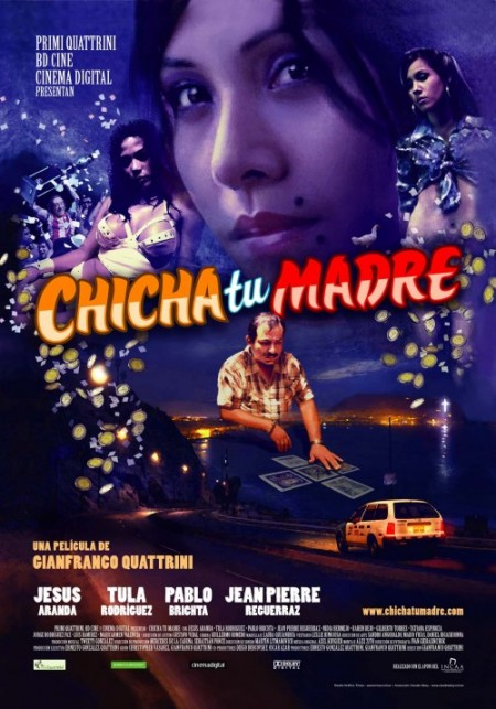 CHICHA TU MADRE POSTER 1 LOW
